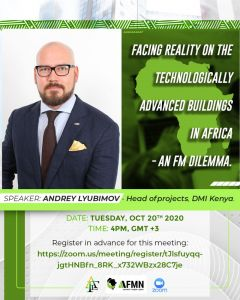 FACING REALITY ON THE TECHNOLOGICALLY ADVANCED BUILDINGS IN AFRICA - AN FM DILEMMA